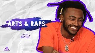 Download Kids Ask Aminé How It Felt To Roast Donald Trump   Arts & Raps Video