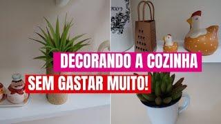 Download Ideias FÁCEIS e BARATAS de decoração para COZINHA- Faça em casa DIY Video