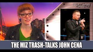 Download The Miz Trash-Talks John Cena Video