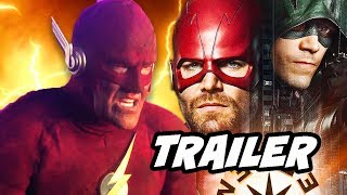 Download The Flash Elseworlds Trailer 2 - 90s Flash Scene Explained Video