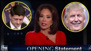 Download LAST NIGHT DONALD TRUMP AND JUDGE JEANINE DID THE ULTIMATE REVENGE TO END PAUL RYAN'S CAREER! Video