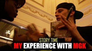 Download My Experience With Machine Gun Kelly (Story Time) Video
