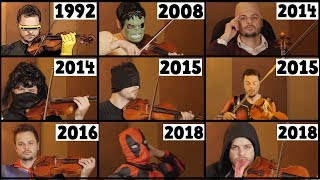 Download Evolution of Marvel Music - EXTENDED EDITION | 1992-2018 (Stan Lee Tribute) Video