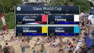 Download 2015 Vans World Cup: Final Recap Video