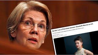 Download Fauxcahontas Elizabeth Warren's Exploiting DNA Test is Backfiring!!! Video