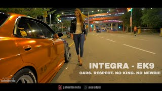 Download Welcome Home Integra DB8 feat Integra DC5 Type R and Civic EK9 Type R Video
