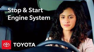 Download 2017 Toyota Highlander How-To: 2017 Highlander Stop & Start Engine System | Toyota Video