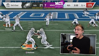 Download I Was Losing by 14 in the 4th Quarter... Then I Did This! Wheel of MUT! Ep. #50 Video