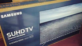 Download Samsung Ks8000 SUHD 4k HDR 60″ Tv Review - Black Friday 2016 Video