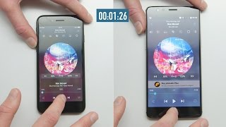 Download OnePlus 3T vs iPhone 7: Speed Test Video