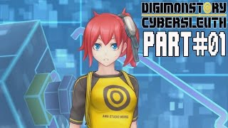 Download Digimon Story Cyber Sleuth Walkthrough Part 1 - INTO THE DIGITAL WORLD Video