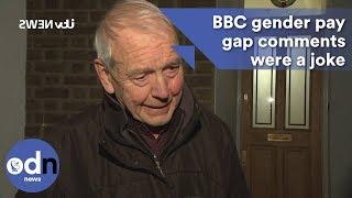 Download John Humphrys: BBC gender pay gap comments were a joke Video