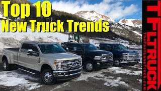 Download Live! TFLtoday Top 10 New Truck Trends Video