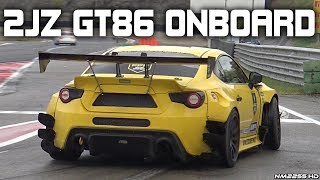 Download 1000HP 2JZ Turbo Toyota GT86 Drift Build OnBoard Footage! - AMAZING SOUNDS! Video
