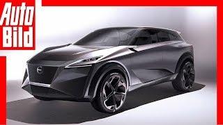 Download Nissan IMq (Genf 2019) Studie / Erste Details / Review Video