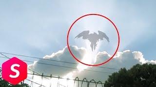Download Begini Penampakan Malaikat yang Tertangkap Kamera, Yang Terakhir Bikin... Video