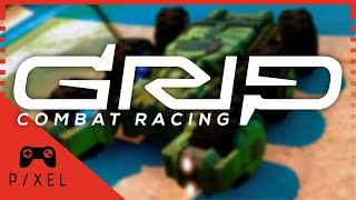 Download GRIP :: Combat Racing (2018, PC) | It's Play TIME! Video