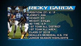 Download Ricky Garcia OT/K/P (Junior Highlights) Video