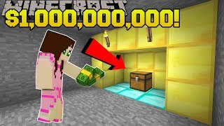 Download Minecraft: $1,000,000,000 TREASURE!!! - FIDGET SPINNER CRAFTERS - Custom Map [2] Video