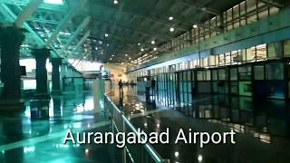 Download Aurangabad to Mumbai flight Jet airways Video