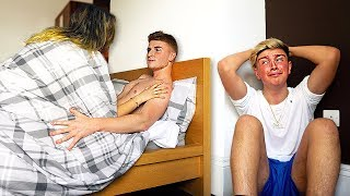 Download I Spent the Night in my Ex Girlfriends House & She had No Idea... (24 Hour Challenge) Video