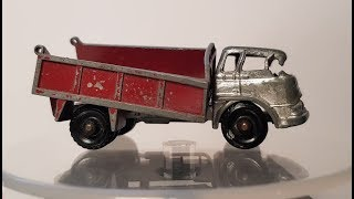 Download MATCHBOX Restoration No 3b Bedford Tipper Truck 1961 Video