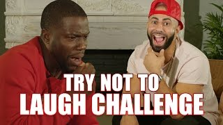 Download TRY NOT TO LAUGH CHALLENGE FT KEVIN HART Video