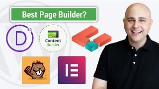 Download What Is The Best WordPress Front End Page Builder? Divi 3, Thrive, Beaver Builder, Elementor Video
