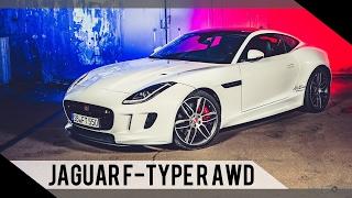 Download Jaguar F-Type R AWD | 2016 | 2017 | Test | Review | Fahrbericht | MotorWoche Video