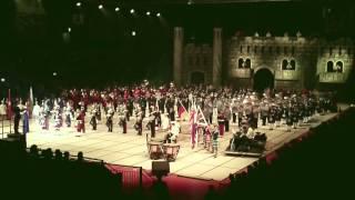 Download Highland Cathedral live @ Tattoo Sankt Gallen 2014 Video