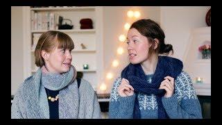 Download Strikketerapi: Episode 27 - Horisontstrikk og Oslo strikkefestival Video
