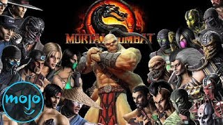 Download Top 10 Mortal Kombat Characters Video
