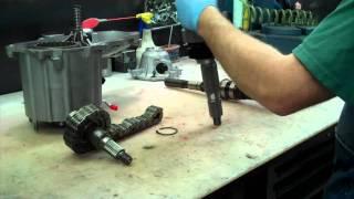 Download Jeep New Process 231- NP231 SYE Install - Slip Yoke Eliminator Video