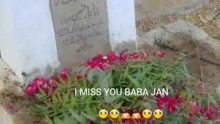 Download I MISS YOU BABA JAN Video