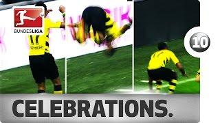 Download Top 10 Acrobatic Goal Celebrations Video