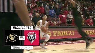Download Colorado vs. New Mexico Basketball Highlights (2018-19) | Stadium Video