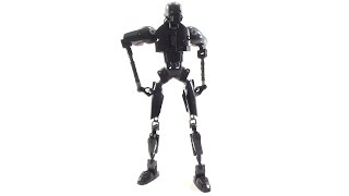 Download Lego Star Wars Review: K-2SO (75120) Video