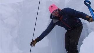 Download 1/12/17 Thick slab on Mt. Emmons Video