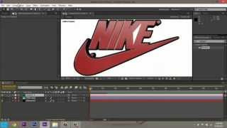 Download Make Your Logo Or Symbol 3D in After Effects (Tutorial) Video