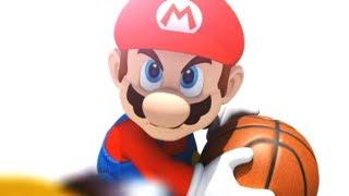 Download 【4人実況】マリオのバスケットボールがぶっ飛びすぎてて面白い Video