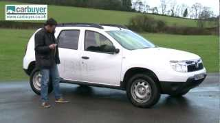 Download Dacia Duster SUV 2013 review - CarBuyer Video