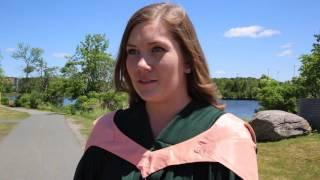 Download Convocation 2016 Spotlight - Trent University: Erin Riddell, Nursing Video