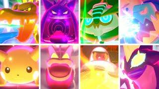 Download Pokémon Sword & Shield - All Gigantamax Moves Video