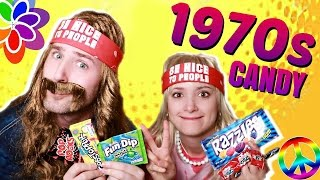 Download TASTING CANDY FROM THE 1970s Video