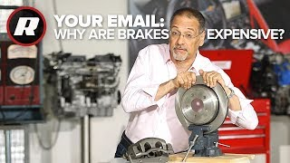 Download Cooley On Cars: Why are brakes so expensive? Video