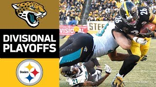 Download Jaguars vs. Steelers | NFL Divisional Round Game Highlights Video
