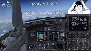 PMDG 737 NGX - REAL BOEING PILOT - FMC Setup Tutorial Free Download