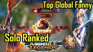 Download Global Fanny Solo Ranked | Scely | Mobile Legends Video