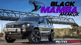 Download 🐍BLACK MAMBA AMAROK🐍 // RollRCover, AutoCraze Rival Bar, Nitto Tyres, KMC Rockstar 2 and more Video
