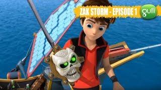 Download Zak Storm Episode n°1, Origines - 1ère Partie ! Rejoins le super pirate sur Gulli ! Video